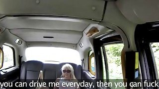 Big boobs blonde woman sucks_off and_nailed in the cab Preview Image