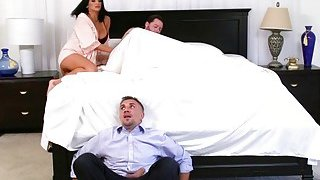Audrey Bitoni goes on top of Keiran Lees cock Preview Image