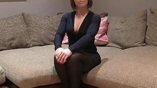 Brunette in stockings rimming fake agent uk Preview Image