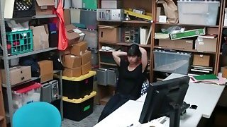 Teen Penelope gets banged in office for stealing Preview Image