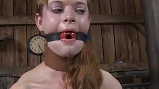 Facial torture for enchanting babe Preview Image