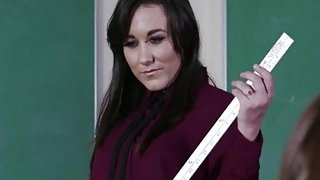 Sinn Sage and Charlotte shows Jade the rules at the reform school Preview Image