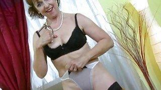 OldNannY Hot Horny_Grandma_Seductive Striptease Preview Image