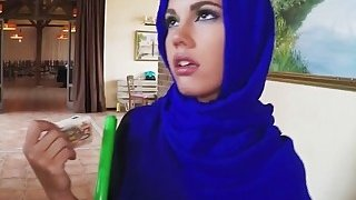 Arab hottie riding monster dick Preview Image