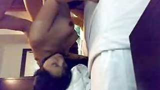Amateur Indonesian chick with big tits bang hard and fast Preview Image