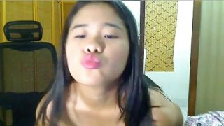 Two very hot Filipina_babes have_some fun on webcam Preview Image