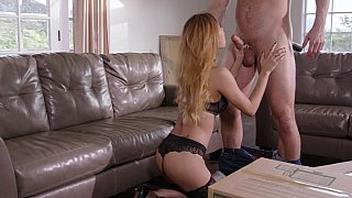 Blowjob from_a luxurious_MILF Preview Image