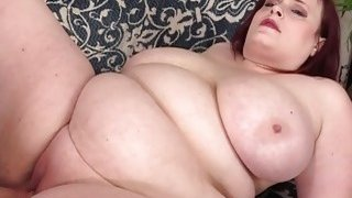 Big Tit Fat Girl Asstyn Martin Masturbates Then Gets Fucked Preview Image