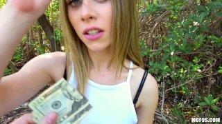 Anya Olsen rides_a stranger for some cash Preview Image