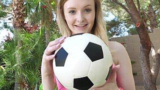 Teen soccer slut Preview Image