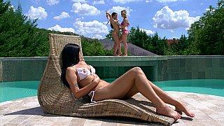 bikini Porn movies, Bikini-clad bombshells Preview Image