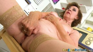 EuropeMaturE Solo Ladies Footage Compilation Preview Image