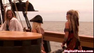 "Beautiful blonde pornstar Carmen Luvana in famous porn movie ""Pirates"" Preview Image"