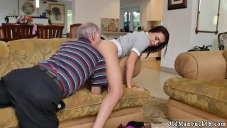 D by dirty old man and sexy mature xxx Riding the Old Wood Preview Image