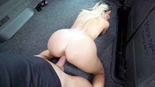 Blonde Tommy Diamond gets pussy drilled from behind Preview Image