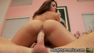 Marvelouse Rachel Starr with her tempting shape is fucking doggy style Preview Image
