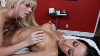 Sexy_lesbians_Breanne_Benson_and_Jana_Jordan_eat_their_pussies Preview Image