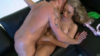 Outrageous beauty_Nicole Aniston likes traditional sex with cock_riding and missionary style Preview Image