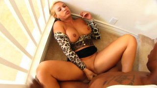 Dirty milf Melanie Monroe desires to get her pussy banged at once Preview Image
