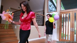 Happy Birthday, honey! Zoey Holloway gets fucked Preview Image