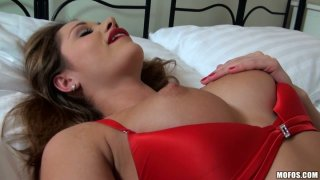 Bright and hot like hell Ashley masturbates_and sucks a cock Preview Image