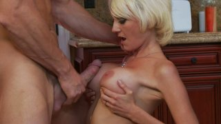 Torrey Pines gives tits job and gets her pussy fucked Preview Image