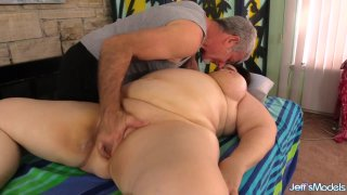 BBW Darling Geisha Worshipped and Fingered by an Old Masseur Preview Image
