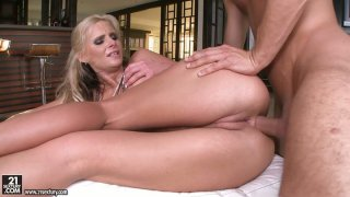 Busty blonde bitch Phoenix Marie does anal like a pro Preview Image