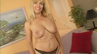 Cougar lady Nicole Moore has horny pussy and big boobies for you Preview Image