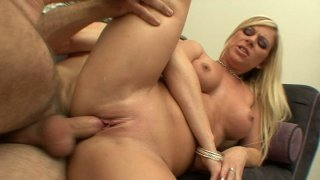 blonde fucking her man in the ass Xxx videos - Chunky blonde hoe aryan astyn fucks her man on the couch Preview Image