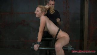 Utmost hardcore BDSM fun_with skanky blonde bitch Nicki_Blue Preview Image