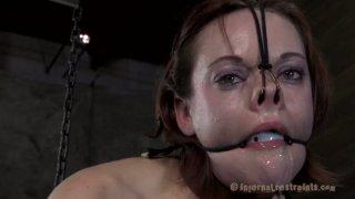 Brunette_slut_Hazel_Hypnotic_is_abused_in_extreme_BDSM_session Preview Image