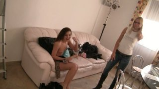 Palatable brown haired hoe Carmella gets naked on cam Preview Image