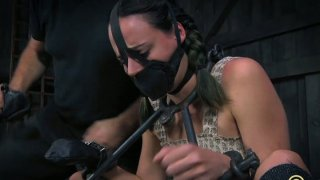 Utmost hardcore BDSM pleasures for_careless brown haired chick Preview Image