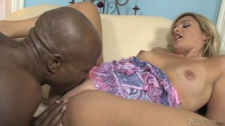 Hungry for_cock Jennifer M blows hard black_shaft Preview Image