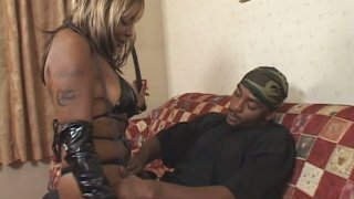 Trashy slut Suckable gets screwed bad in an awesome sex video Preview Image