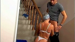 Too old but too horny_slut sucks_and rides cock with pleasure Preview Image