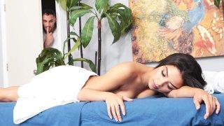 Sensual massage turns into_a sensual_fuck Preview Image
