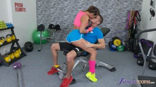 Gym Fuck With_Bubble Butt_Girl Preview Image