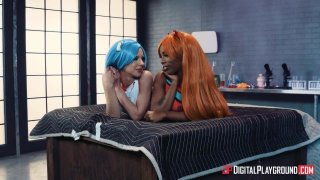 Evangelion Cosplay: A DP XXX Parody Preview Image
