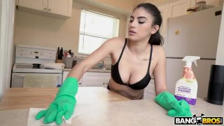 Dirty Maid Sucks My Cock Clean Preview Image