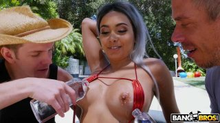 Squirting From Double Penetration With Anal Preview Image