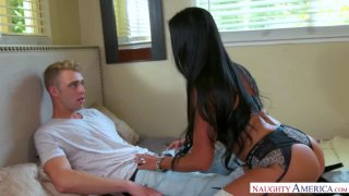 German MILF Texas Patti Goes Groupie for Her Son's Friend Preview Image