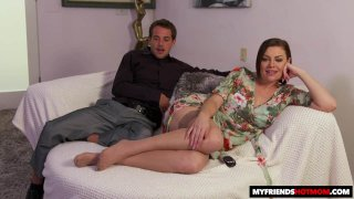 Sovereign Syre Lends Her Pussy To Her Son's Friend Preview Image