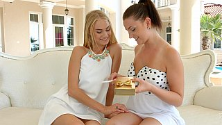 Young European lesbians Preview Image