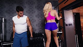 Hot Milf at the gym Preview Image