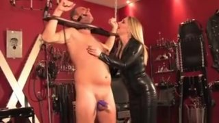 Mistress_Dominates_Pathetic_Sub_With_Whip Preview Image