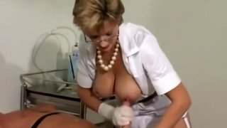 Lady Sonia Nurse Masturbation & Cum! Preview Image