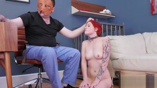 Sexy Girl Was Taken In Anal Assylum For Awkward Treatment Preview Image