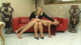 LESBIAN BDSM - DISCIPLINE TRAINING AND CONTROL Preview Image